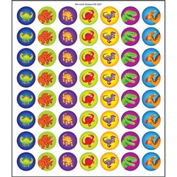 Mini Merit Stickers - Dinosaurs