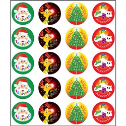 Stickers - Christmas