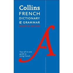 Collins French  Dictionary & Grammar Essential Ed