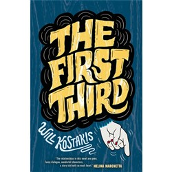 The First Third Author: Will Kostakis