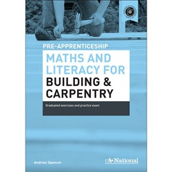 Maths & Literacy for Building & Carpentry Pre-Apprenticeship
