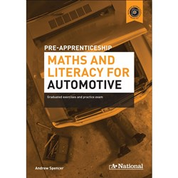 Maths & Literacy for Automotive Pre-Apprenticeship