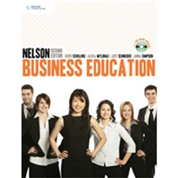 Nelson Business Education Student Book + CD