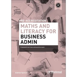 Maths & Literacy for Business Admin A+ Pre-accreditation