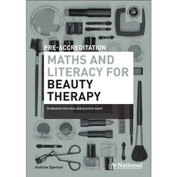 Maths & Literacy for Beauty Therapy Pre-Accreditation
