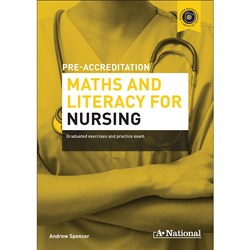 Maths & Literacy for Nursing Pre-Accreditation