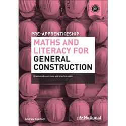 Maths & Literacy for General Construct. Pre-Apprenticeship