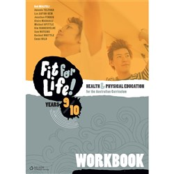 Nelson Fit for Life! Workbook Years 9/10