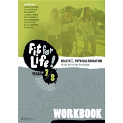 Nelson Fit for Life! Workbook Years 7/8