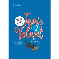 Tapis Volant 2 Workbook with USB 4e  AVAIL JAN 2018