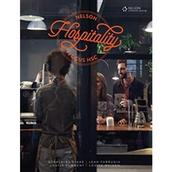Nelson Hospitality Focus HSC Student Book + 4 Access Codes