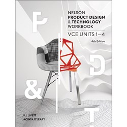 Nelson Product Design & Tech VCE Units 1-4 Workbook