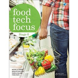Food Tech Stage 6 Student Book + 4 Access Codes