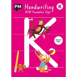 PM Handwriting NSW Workbook K