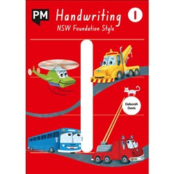 PM Handwriting NSW Workbook 1