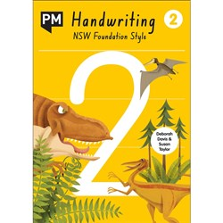 PM Handwriting NSW Workbook 2