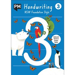 PM Handwriting NSW Workbook 3