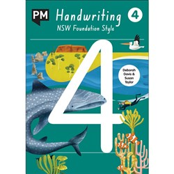 PM Handwriting NSW Workbook 4