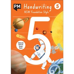 PM Handwriting NSW Workbook 5