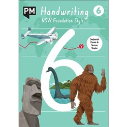 PM Handwriting NSW Workbook 6 NYP AVAIL OCT