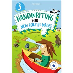 Handwriting for NSW Year 3 2e NYP AVAIL OCT
