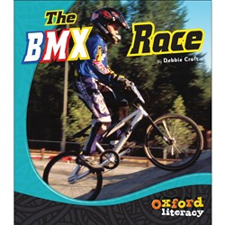 Guided Reading Lvl 3-5 The BMX  Race