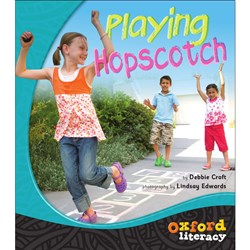 Oxford Guided Reading Lvl 12-14 Playing Hopscotch