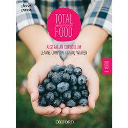 Total Food 1 Student Book + obook/assess