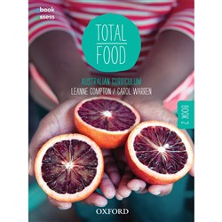 Total Food 2 Student Book + obook/assess