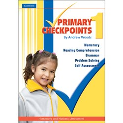 Cambridge Primary Checkpoints Book 1 National Assessment
