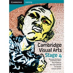 Cambridge Visual Arts Stage 4 Student Book + CD