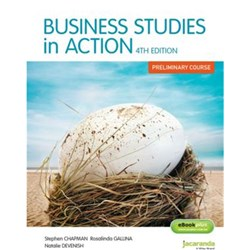 Business Studies in Action Preliminary 4e + eBookPLUS