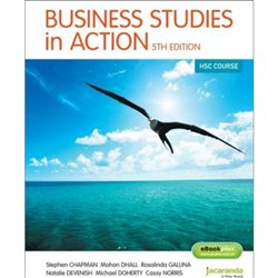 Business Studies in Action HSC 5e + eBookPLUS