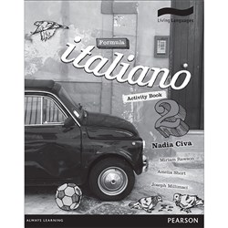 Formula Italiano 2 Activity Book