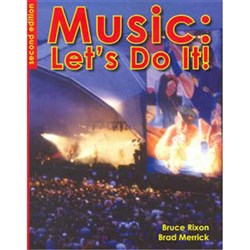 Music : Lets Do It! 2e
