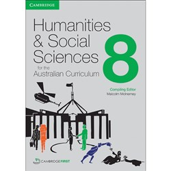 Humanities & Social Sciences AC 8 Student Text + Digital