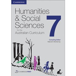 Humanities & Social Sciences AC 7 Student Text + Digital
