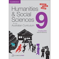 Humanities & Social Sciences AC 9 Student Text + Digital