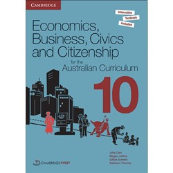 Economics, Business, Civics & Citizenship AC Year 10