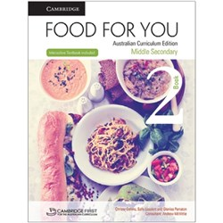 Food for You AC Edition Book 2 Pack