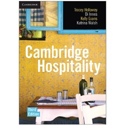 Cambridge Hospitality 3e