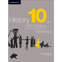 History 10 AC NSW Workbook