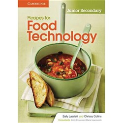 Recipes for Food Technology Junior Secondary