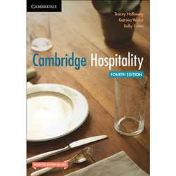 Cambridge Hospitality Print + Digital 4e