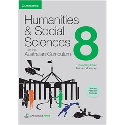 Humanities and Social Sciences AC Year 8 Teacher Package