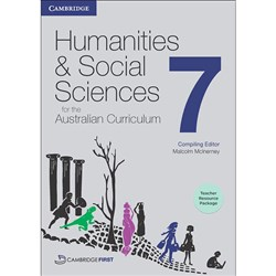 Humanities & Social Sciences 7 for AC Teacher Package