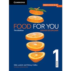 Food for You Book 1 Years 7-8 Print + Digital 3e