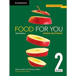 Food for You Book 2 Years 9-10 Print + Digital 3e