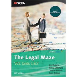 how to study for legal studies vce