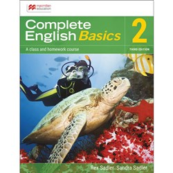 Complete English Basics AC 2 Student Book + Digital 3e